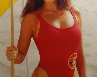 Baywatch 23x35 Yasmine Bleeth Poster 1995