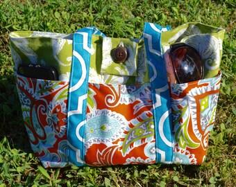 Handbag, Bright Colorful and Fun