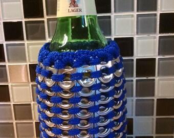 Pull Tab Bottle Koozie
