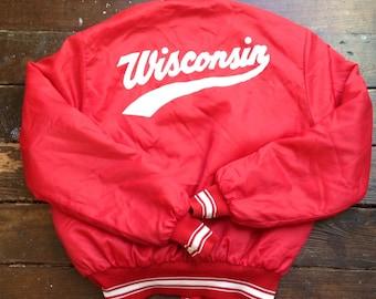 1980's Wisconsin Jacket