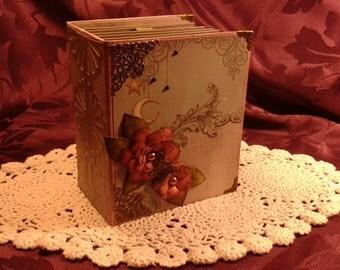 Santoro Mini Album - Scrapbook Album - Photo Album
