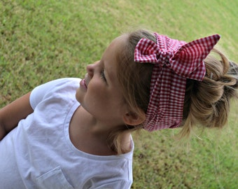 Head Wrap Headband - Baby, Kid, Adult