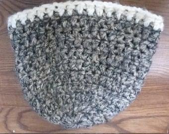 Handmade beanie hat
