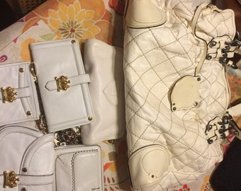 New! Juicy couture (Authentic ) 100% leather