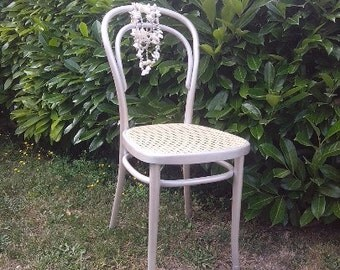 Super DISCOUNT THONET 214 redone bistro Chair