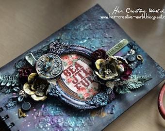 Beautiful Journey- Scrapbook