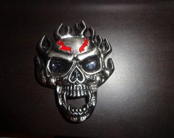 Ghost Rider Buckel