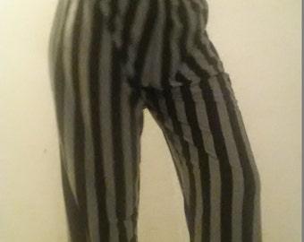 Striped Pirate Pants
