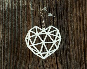 Earrings hearts 2