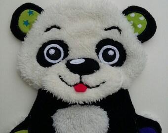 Panda blankie & provide boyfriend