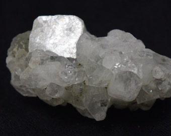 Healing Crystal Natural Apophyllite Reiki Chakra Mineral
