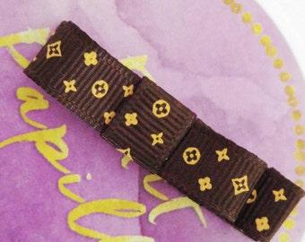 Baby hair clip, Hair barrette, Ribbon clip, Kids hair accessories
