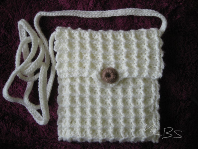 Crochet Shoulder Bag Pattern : Crochet Pattern Crossbody Bag Crochet shoulder bags Patterns