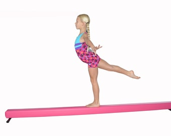 Balance Beam 8' long Hot Pink