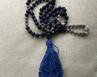 The Wise Woman Mala Necklace
