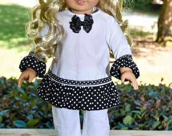 """Handmade Doll Clothing for American Girl or any 18"""" Doll"""