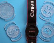 Clipped plugs SLR lenses Canon lenses 18-55