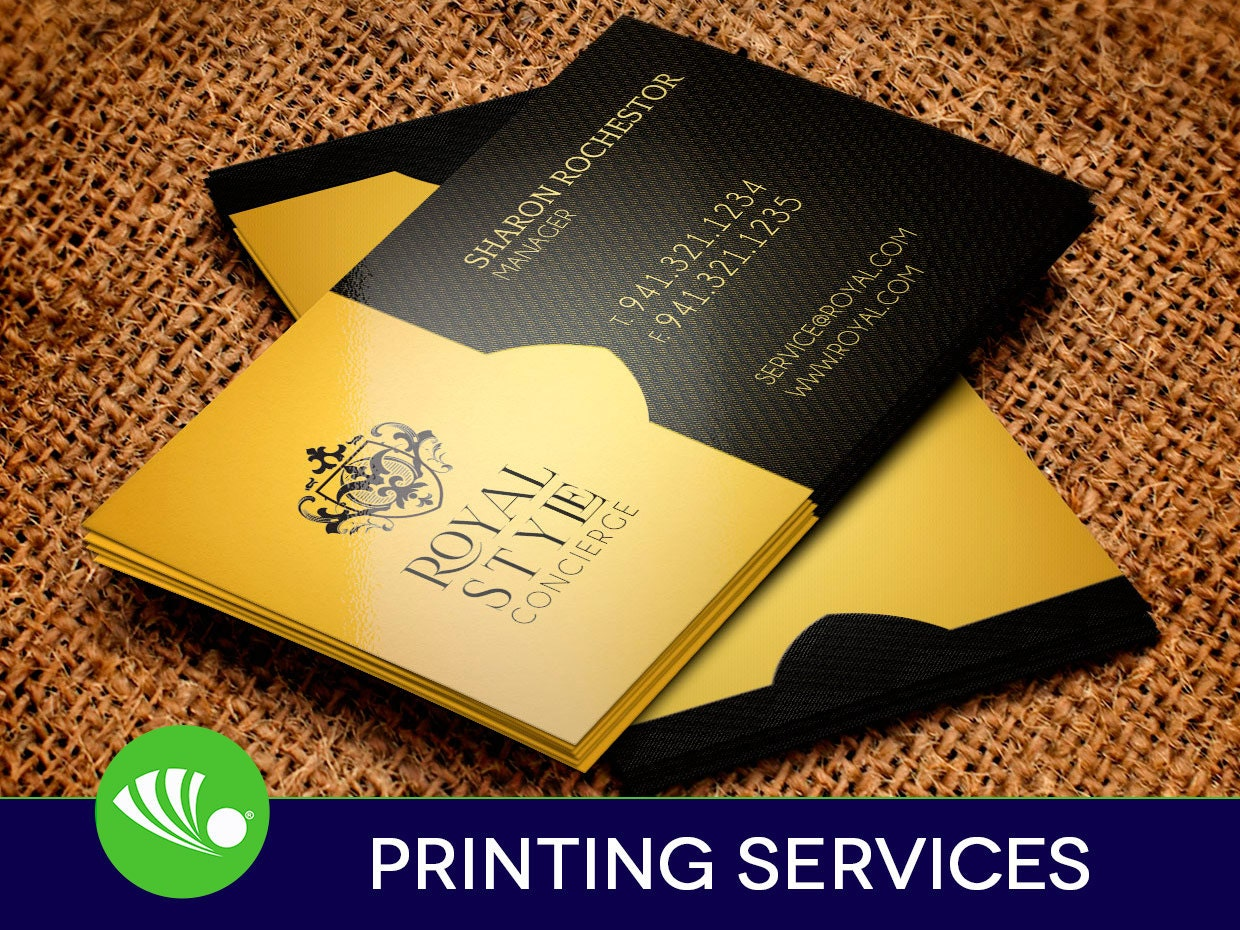 Business Card Printing 16pt Ultra Thick Stock