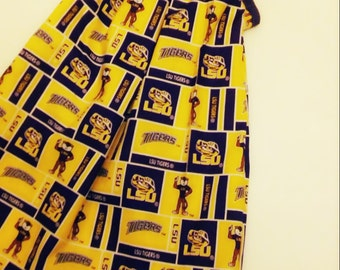 Girls LSU Dresses