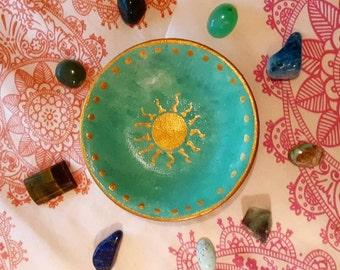 Golden Sun Platter