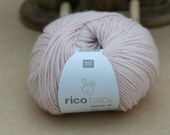 Rico Baby Classic DK Yarn Powder 038