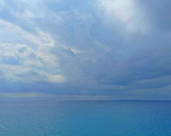 Blue/September/French Riviera/France/Sky/Sea/Beach/Crystal/Dream/Free