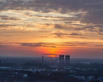 Middlesbrough Sunset
