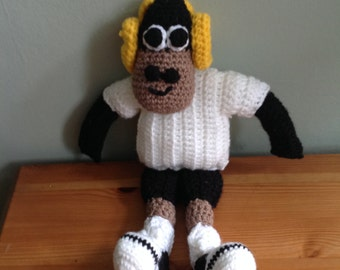 Handmade inspired by derby county's rammie