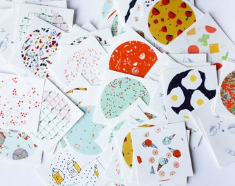Novelty Stickers | Envelope Seals