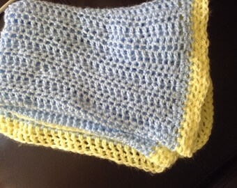 Baby Grey's Blanket