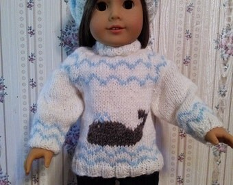 AG doll sweater