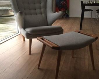 Used Papa bear chair AP19, Hans J. Wegner