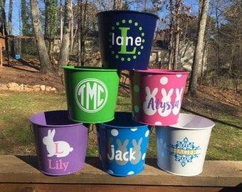 Customized Buckets