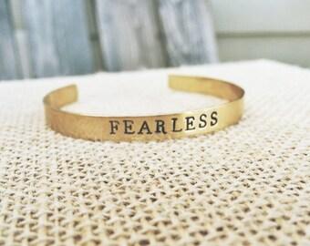 Fearless Bracelet