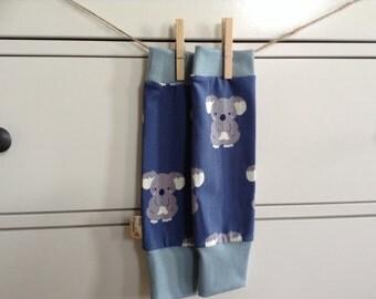 Organic cotton Babylegs/legwarmers