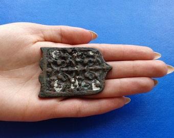 Ancient Bronze Buckle.