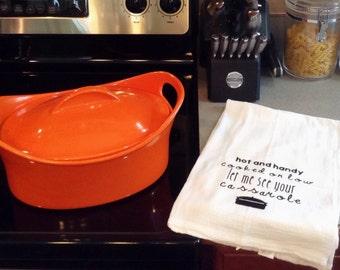 Flour Sack, Tea Towel