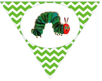 The Very Hungry Caterpillar Banner