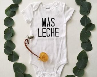 Más Leche Baby Bodysuit