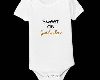 Sweet as Jalebi Indian Onesie/T-Shirt