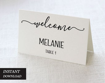 wedding place cards wedding place card printable place card template wedding printable