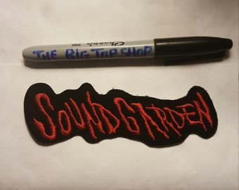 Sound garden Patch