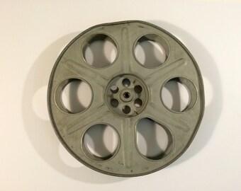 Vintage Golberg Brothers 35mm Film Reel - 14.5 Inch