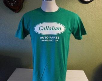 Callahan auto parts Chris Farley Tommy Boy Movie Classic t-shirt Impactee