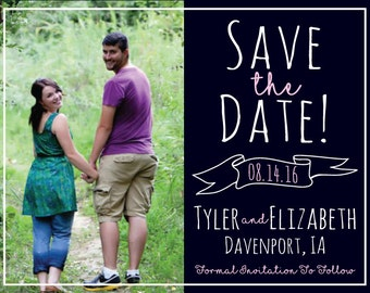 Save the Date (Printable)