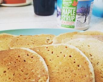 Paleo, Gluten Free, Grain Free Pancake Mix