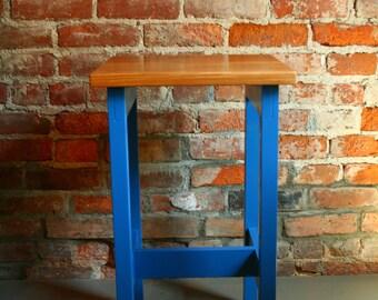 Butternut side table