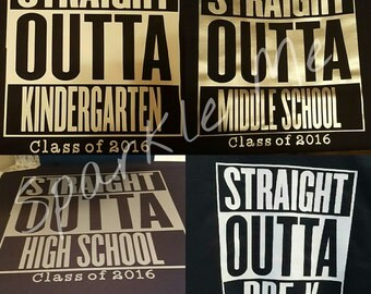 Straight Outta a grade school