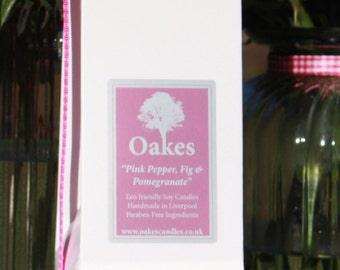 Pink Pepper, Fig & Pomegranate Diffuser 100ml
