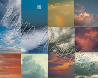 Dramatic Sky Images Vol 3
